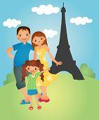 Постер, плакат: Счастливые путешествия с хорошим чувством