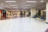 picture of shopping center  - center mall hall - JPG