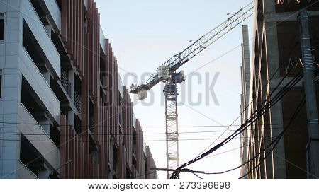 Industry Construction Site Working Tower