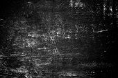 Old Grunge Urban Black And White Texture, Dark Weathered Overlay Distress Pattern Sample, Abstract B poster