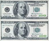 2-100-Dollar-Scheine