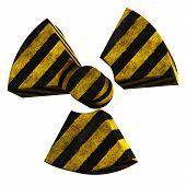 radioactivity symbol