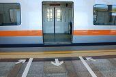 Metro ready to depart
