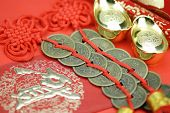 Chinese new year series for money