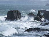 Heavy Seas  Moray Firth