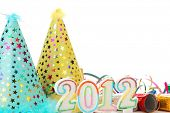 2012 New Year's Party Decoration
