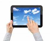 Tocar Cloudscape en Tablet PC