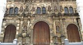 Panama City, Casco Antiguo, Metropolitan cathedral main entrance