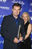 LOS ANGELES - SEP 21:  Brendan Coyle arrives at the Variety and Women in Film Pre-Emmy Event at Scar