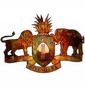 Brasão de Suazilândia