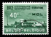 Atomic Nuclear Research Center At Mol, Belgium