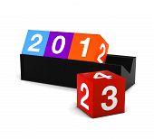 2013 Colorful Box