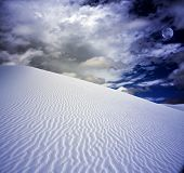 White Sands New Mexico USA