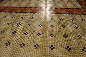 classical floor tiles