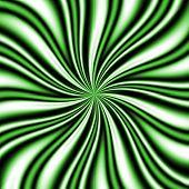 Green Swirly Vortex