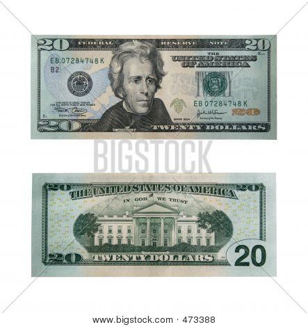 50 Dollar Bill Template Of the twenty dollar bill Blank 20 Dollar Bill ...