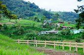 Camino de tierra a mi pueblo