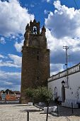 The Clock Tower of Serpa, Portugal