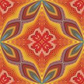 Funky disco pattern