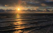 Baltic Sea After Storm