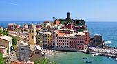 Italian Mediterranean Landscape