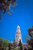 Tower Of Dormition Abbey