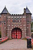 Castle de Haar Gate