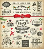 stock photo of countdown  - Christmas design elements - JPG
