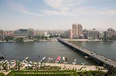 View of Cairo city
