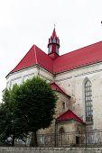 Roman Catholic Church of Saints Peter and Paul in Berezhany  Ukraine