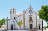 picture of faro  - San Lorenzo Church Faro Loule - JPG