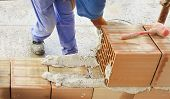 construction worker performs