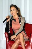 Jennifer Lopez at the Jennifer Lopez and Enrique Iglesias Summer Tour 2012 Press Conference, Blvd. 3