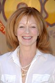 Frances Fisher  at the EMA Celebrates the Garden Challenge by
