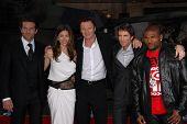 Bradley Cooper, Jessica Biel, Liam Neeson, Sharlto Copley and Quinton