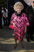 Phyllis Diller at the 9th Annual Chrysalis Butterfly Ball, Private Location, Beverly Hills, CA. 06-0