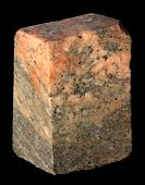 stock photo of feldspar  - Oldest rock on Earth  - JPG