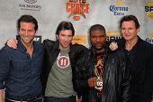 Bradley Cooper, Sharlto Copley, Quinton