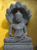 Ancient Buddha Sculpture