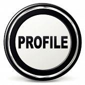 Vector Profile Icon