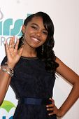 LOS ANGELES - JUN 24:  China Anne McClain at the 5th Annual Thirst Gala at the Beverly Hilton Hotel on June 24, 2014 in Beverly Hills, CA