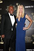 LOS ANGELES - JUN 22:  Byron Allen at the 2014 Daytime Emmy Awards Arrivals at the Beverly Hilton Ho