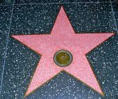 Hollywood BlVD Star