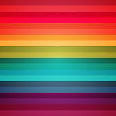 stock photo of striping  - Rainbow colorful stripes abstract background - JPG