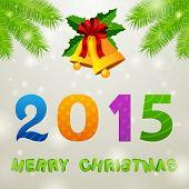Christmas Bells 2015 Background