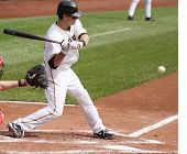 Andy LaRoche of the Pittsburgh Pirates
