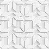 Seamless Rhombus Pattern. Vector Geometric Background