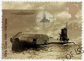 Unity Class Submarine