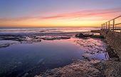 Sunrise At Wombarra