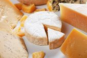 pic of brie cheese  - Soft cheese - JPG